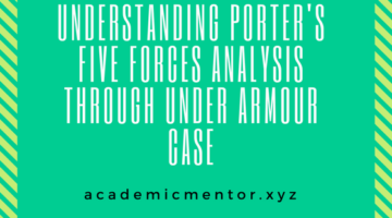 under armour case understanding five forces analysis