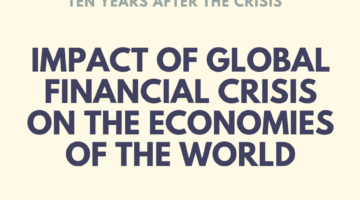 global financial crisis and the world